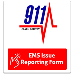 Report an EMS Issue